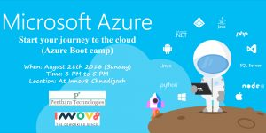 Azure Boot Camp Innov8 Aug 2016