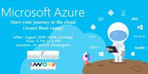 Azure Boot Camp Innov8 Aug 2016