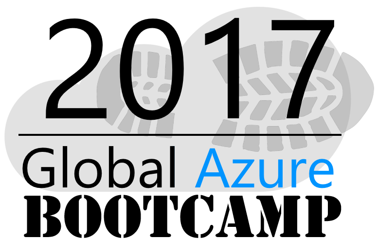 Global Azure BootCamp April 2017
